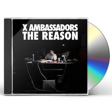 X Ambassadors REASONS CD