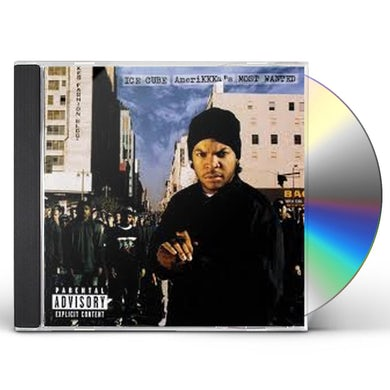 Ice Cube AMERIKKKA'S MOST WANTED CD