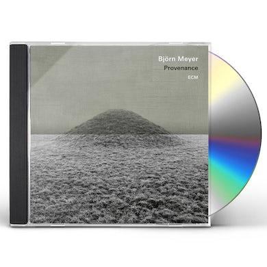 Bjorn Meyer PROVENANCE CD