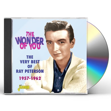 WONDER OF YOU - THE VERY BEST OF RAY PETERSON 1957 CD