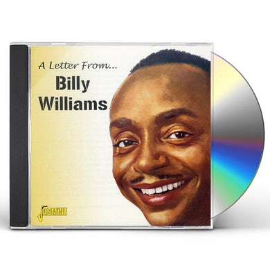Billy Williams LETTER FROM CD