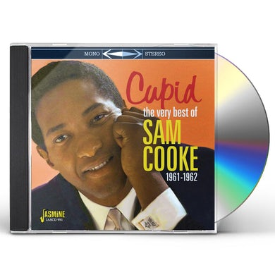 Sam Cooke CUPID CD