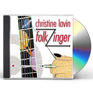 FOLKZINGER CD