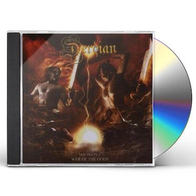 Derdian NEW ERA 2: WAR OF THE GODS CD