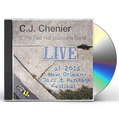 C.J. Chenier JAZZFEST 2015 CD