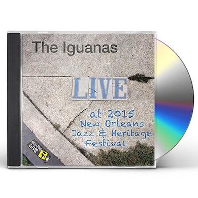 Iguanas JAZZFEST 2015 CD