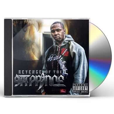 REVENGE OF THE 9TH PRINCE CD