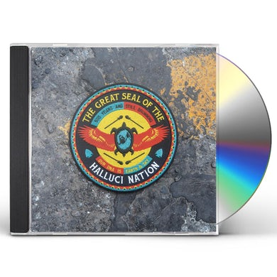 Tribe Called Red WE ARE THE HALLUCI NATION CD
