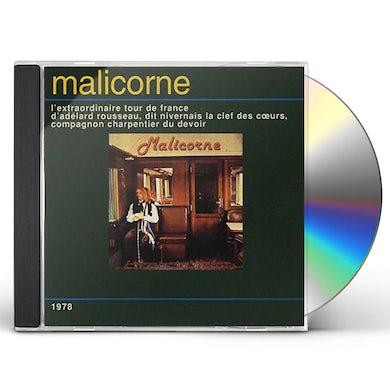 Malicorne L'EXTRAORDINAIRE TOUR DE FRANCE CD