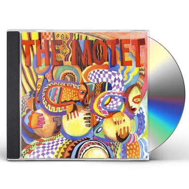 Motet BREATHE CD
