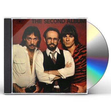 THE SECOND ALBUM CD