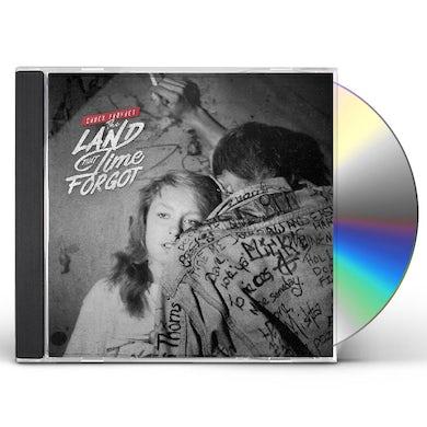 Chuck Prophet LAND THAT TIME FORGOT CD
