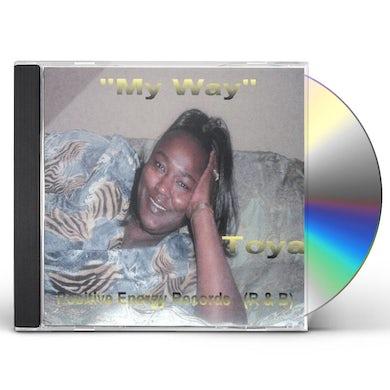 Toya MY WAY CD