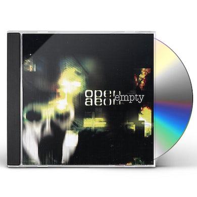 EMPTY OPEN AEON CD