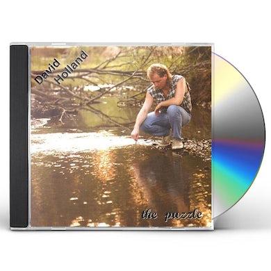 David Holland PUZZLE CD