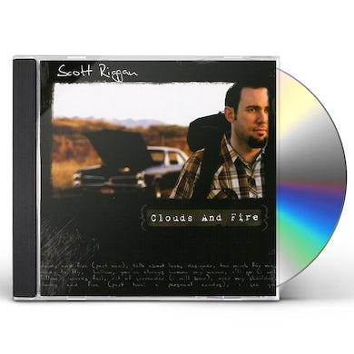 Scott Riggan CLOUDS & FIRE CD