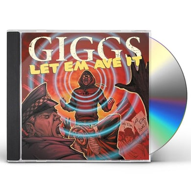 Giggs LET EM AVE IT CD