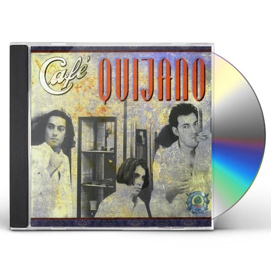 Cafe Quijano CD