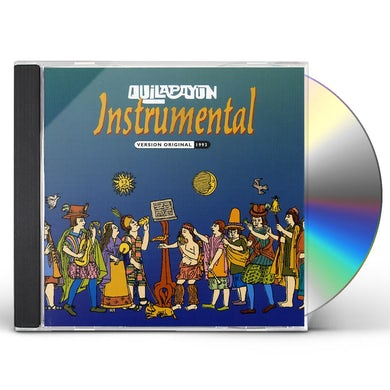 Quilapayun INSTRUMENTAL CD