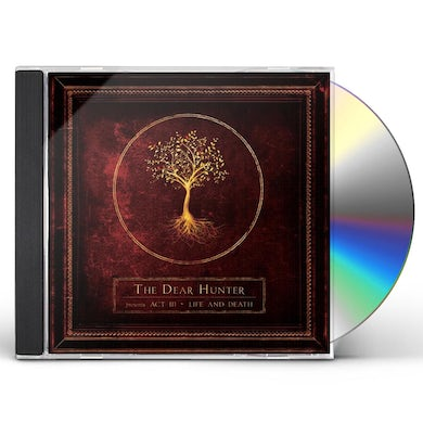 The Dear Hunter ACT III: LIFE & DEATH CD