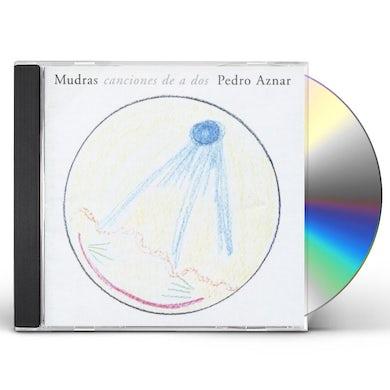 Pedro Aznar MUDRAS CANCIONES DE A DOS CD
