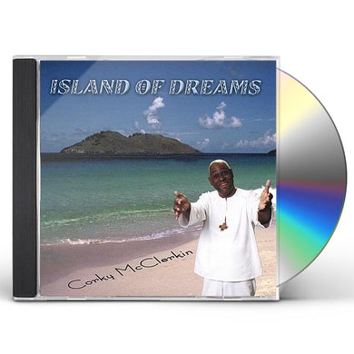 Corky McClerkin ISLAND OF DREAMS CD