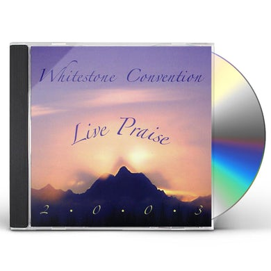 Sons Of Liberty WHITESTONE LIVE PRAISE 2003 CD