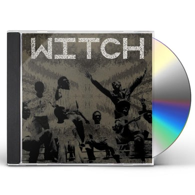 Witch WE INTEND TO CAUSE HAVOC CD