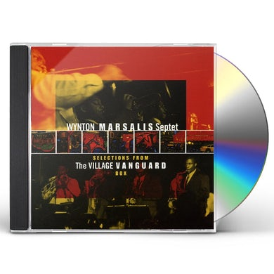 Wynton Marsalis SELECTIONS FROM THE VILLAGE VANGUARD BOX CD