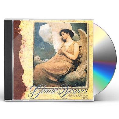 Melinda Johnson GENTLE VESPERS CD