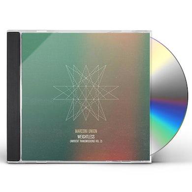 Marconi Union WEIGHTLESS CD