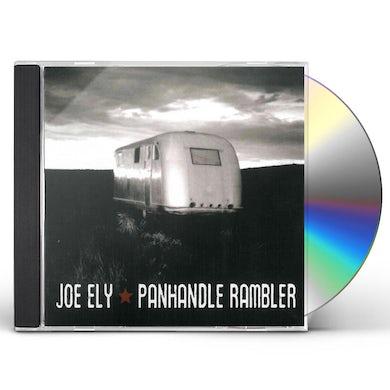Joe Ely Panhandle Rambler CD