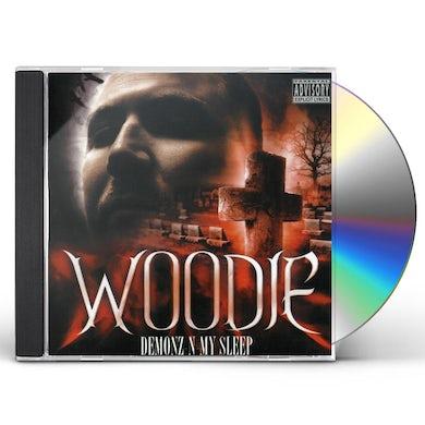 Woodie DEMONZ-N-MY SLEEP CD