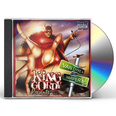 King Gordy VAN DYKE & HARPER MUSIC CD