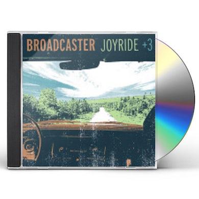 Broadcaster JOYRIDE + 3 CD