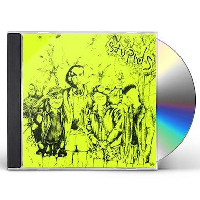 Stupids PERUVIAN VACATION CD