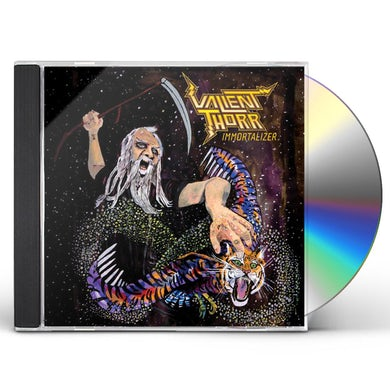 Valient Thorr IMMORTALIZER CD