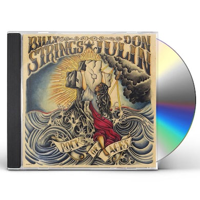 Billy Strings ROCK OF AGES CD