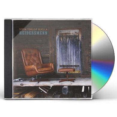 Stein Torleif Bjella HEIDERSMENN CD