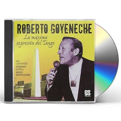 Roberto Goyeneche MAXIMA EXPRESION DEL TANGO CD