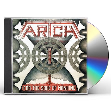 Artch FOR THE SAKE OF MANKIND CD