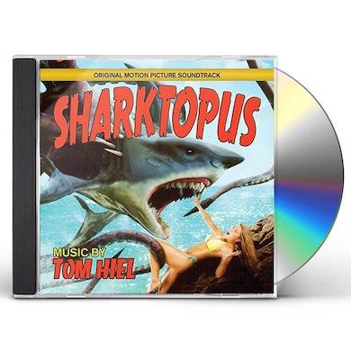 Tom Hiel SHARKTOPUS - Original Soundtrack CD
