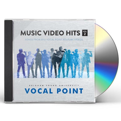 BYU Vocal Point MUSIC VIDEO HITS CD