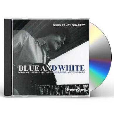 Doug Raney BLUE & WHITE CD