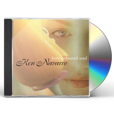 Ken Navarro LOVE COLOURED SOUL CD
