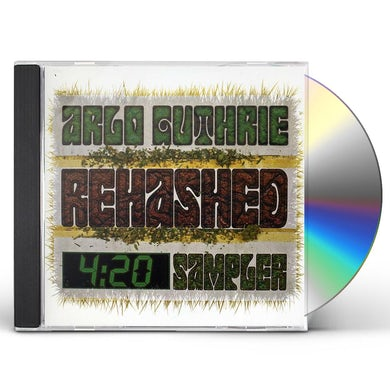 Arlo Guthrie REHASHED 4:20 SAMPLER CD