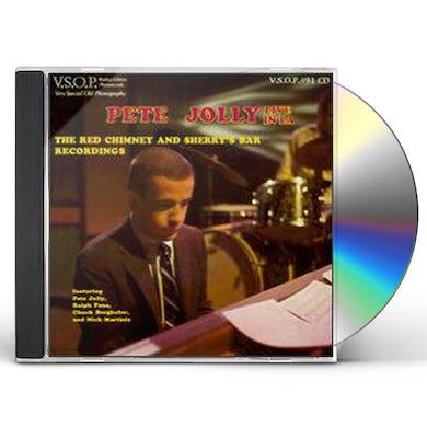 Pete Jolly LIVE IN L.A. CD
