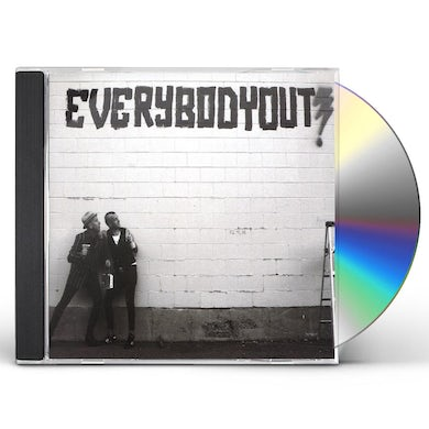 Everybody Out CD