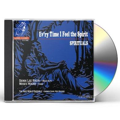Derek Lee Ragin EV'RY TIME I FEEL THE SPIRIT CD