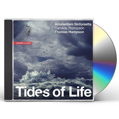 Thomas Hampson TIDES OF LIFE: SONGS BY WOLF & SCHUBERT & BRAHMS & CD